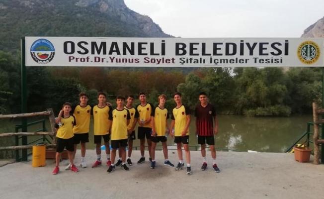 """LEFKE CUP U15 FUTBOL TURNUVASI"" BAŞLADI"